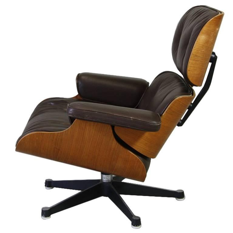 Lounge Chair (No. 2) by Charles and Ray Eames, 1970s