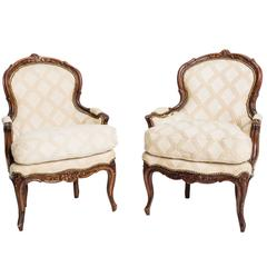 Louis XV Style Child's Chairs