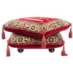 Turkish Carpet Puff