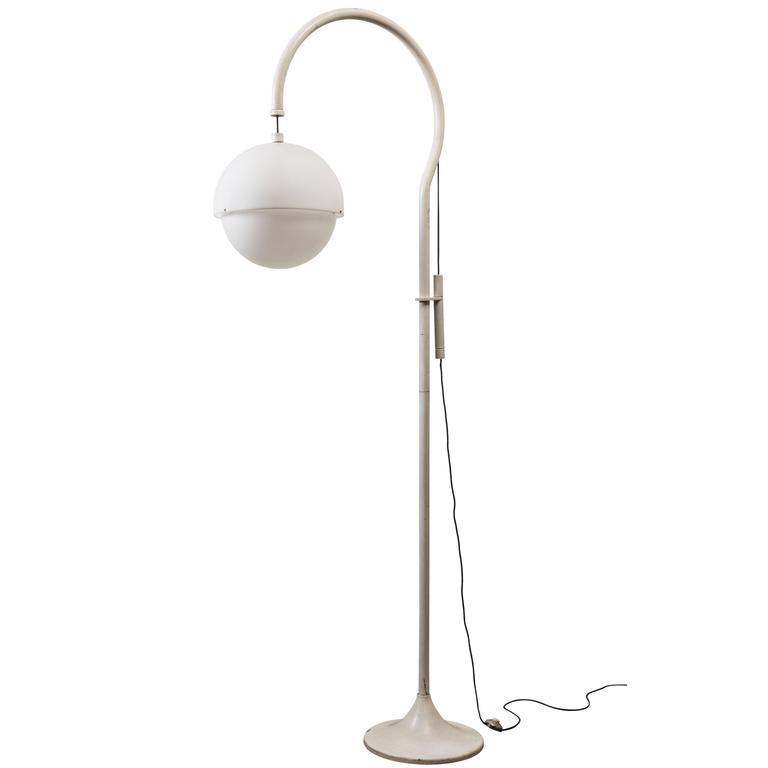 Rare Floor Lamp by Luigi Bandini Buti for Kartell For Sale