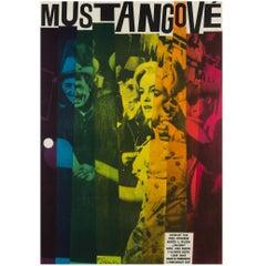Misfits Original Czech Film Poster, W.A. Schlosser, 1964