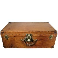 Louis Vuitton Leather Cabin Trunk or Malle Cabine