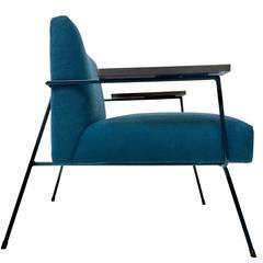 California Iron Lounge Chairs