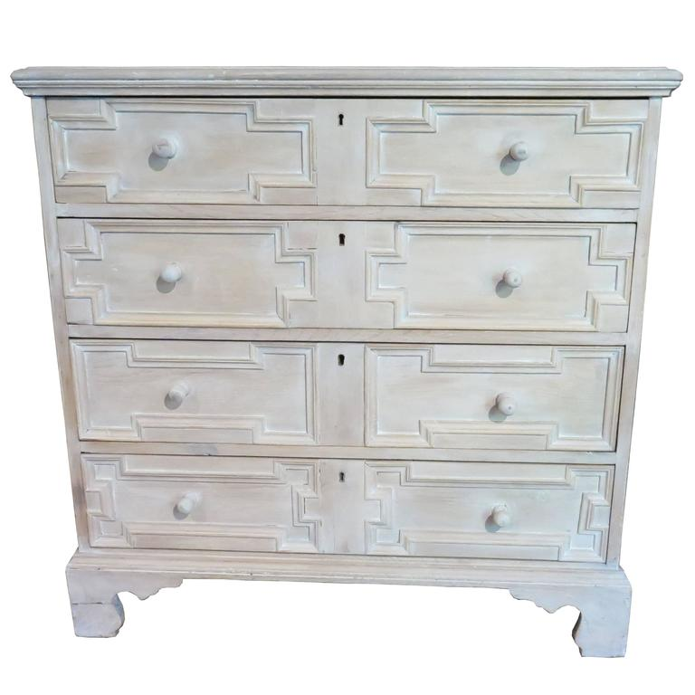 19th century jacobean chests with lime wash finish for sale at 1stdibs Lime washed bedroom furniture