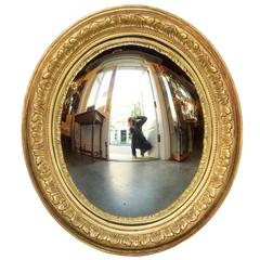 "French ""Sorciere"" Mirror"
