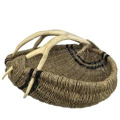 Antler Basket by Dax Savage