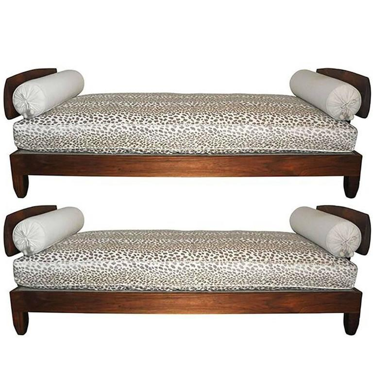 Chris Lehrecke Daybed Pair