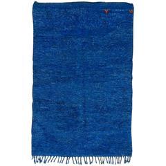Vintage Beni M'Guild Moroccan Rug
