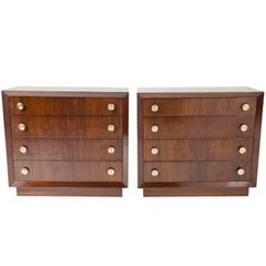 Pair of Bachelor's Chests by Modern Age