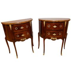 Louis XV Night Stands