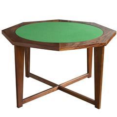 Octagonal Hendricks Dining/Poker Table