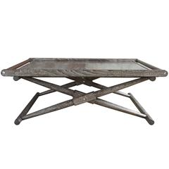 Matthiessen Coffee Table Type 2 in Marrakech Stained and Limed Walnut