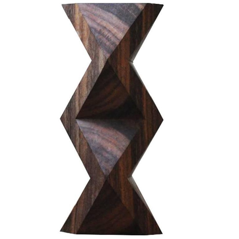 Zigzag TOTEM by Aleph Geddis