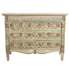 John Widdicomb Spanish Style Chest of Drawers