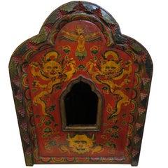 Tibetan Buddha Box