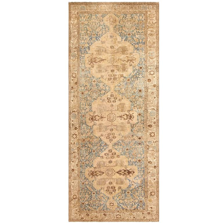 Shabby Chic Antique Malayer Rug