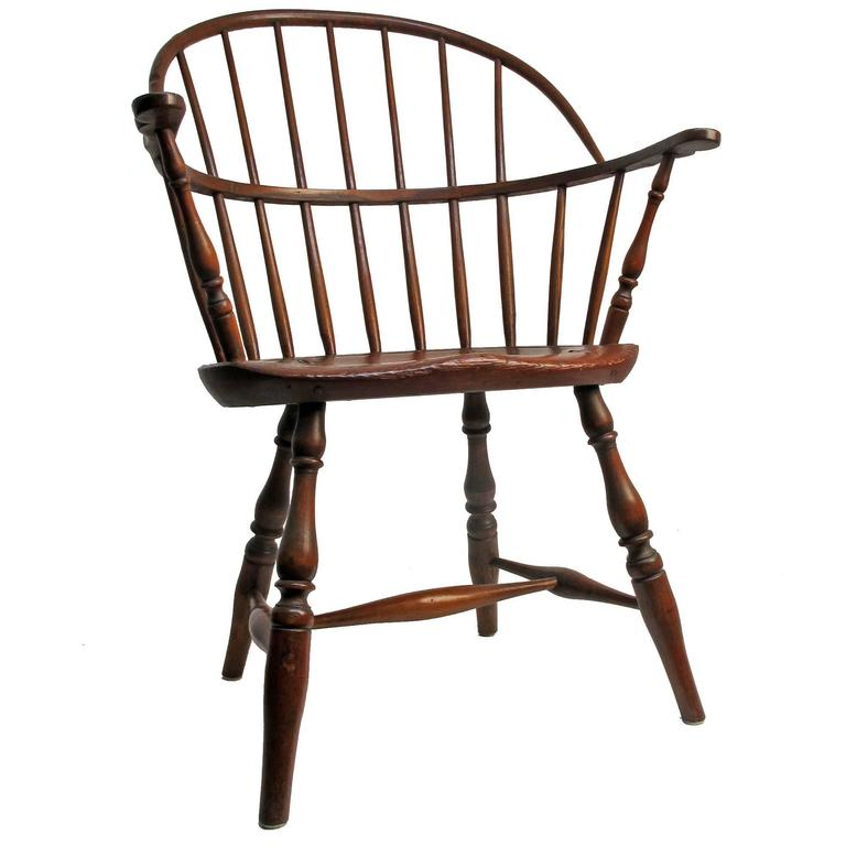 Early American Windsor Chair For Sale At 1stdibs