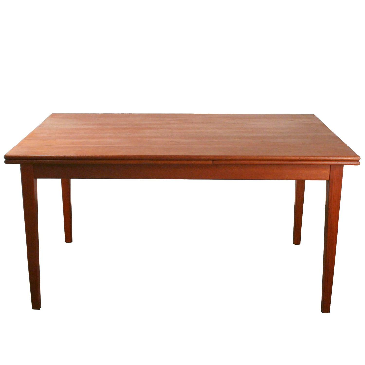 Vintage Danish Teak Dining Table For Sale at 1stdibs : IMG2441orgz from www.1stdibs.com size 1500 x 1500 jpeg 55kB