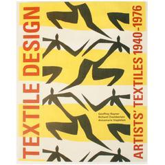Textile Design, Artist's Textiles, 1940-1976, 1st Ed