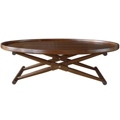 Matthiessen Coffee Table Type 3 in Oiled Walnut