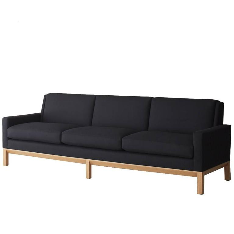 Contemporary Texel Sofa, Custom and Made to Order by Dmitriy & Co
