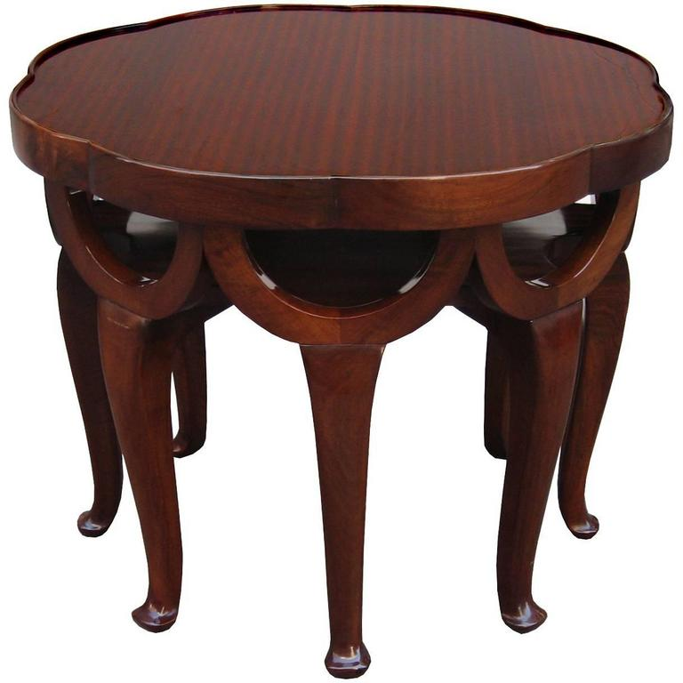 Elephant Trunk Table By Adolf Loos For