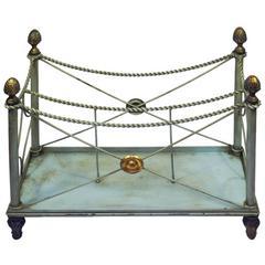 Fornasetti Style Palladio Magazine Rack