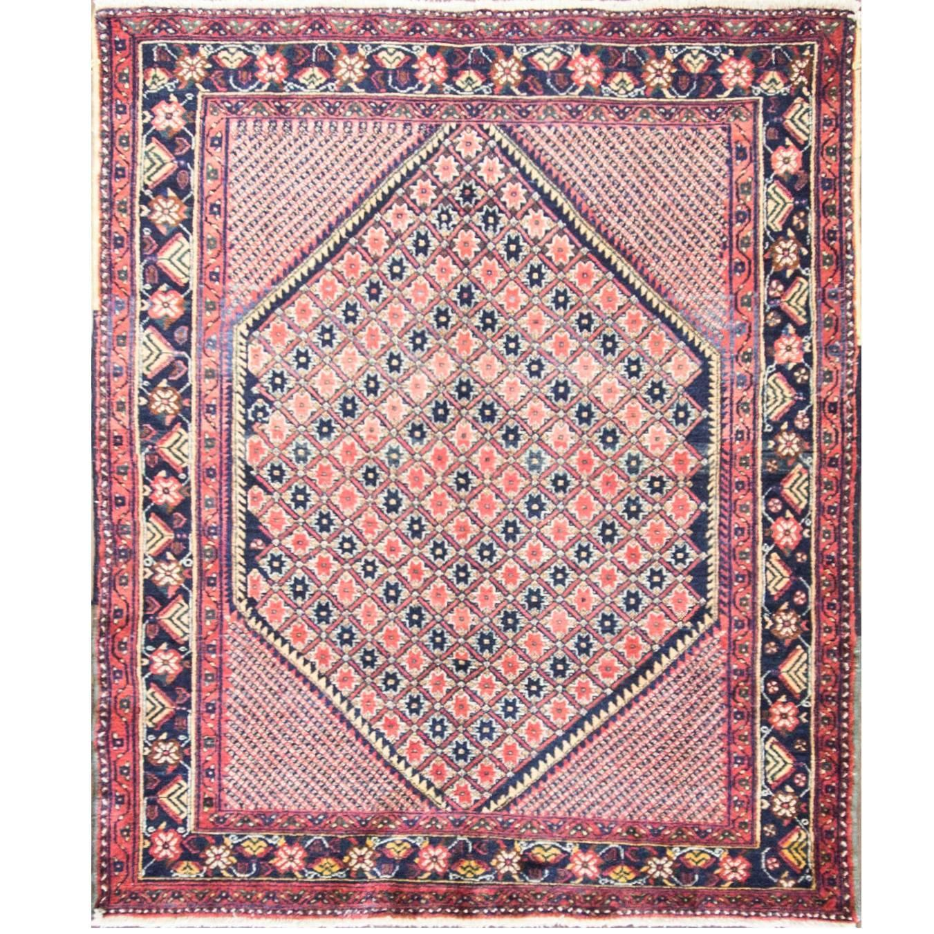 Persian Bakhtiari Rug For Sale At 1stdibs