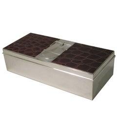 Fine Tiffany & Co. Sterling Silver Box