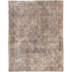 Rae Old Beige Overdyed