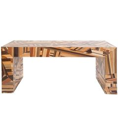 Mulholland Console by Kelly Wearstler