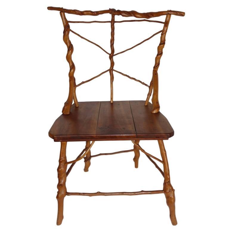 Studio Craft Chair from Salamanaca, New York