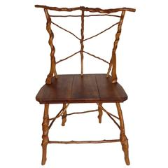 Studio Craft Chair from Salamanaca, New York