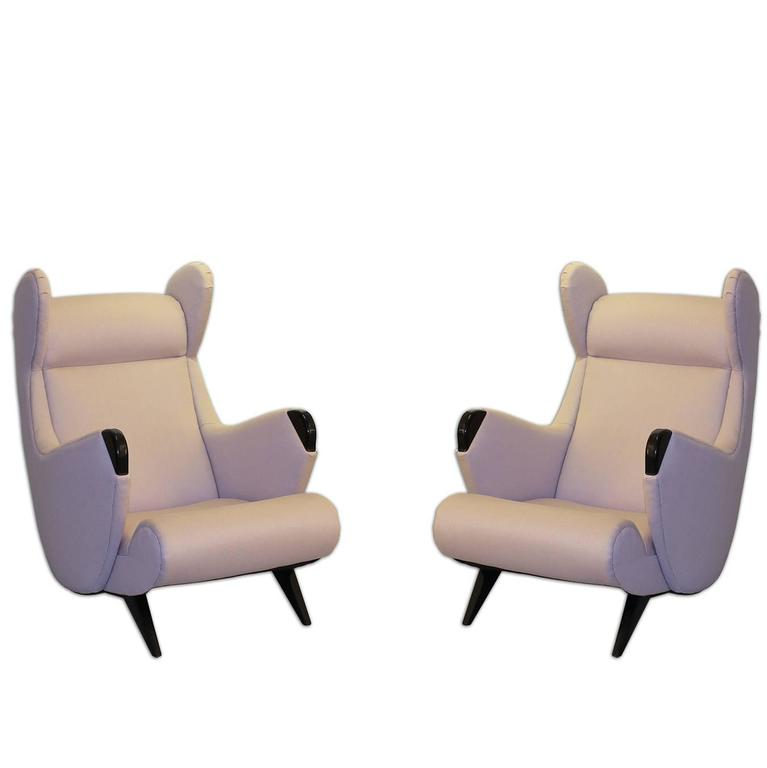 Pair of Chairs, Model of Erton
