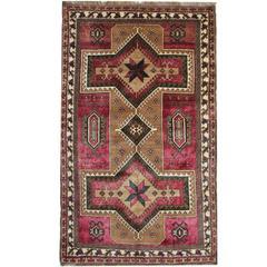 Antique Persian Rugs, Caucasian Carpet from Karabagh