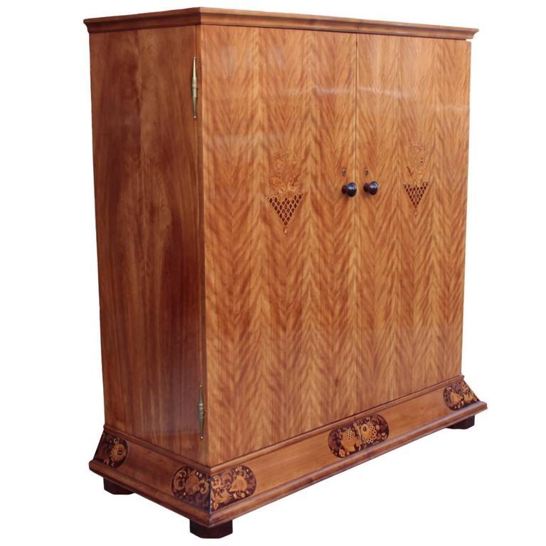 Swedish Art Deco Period Cabinet