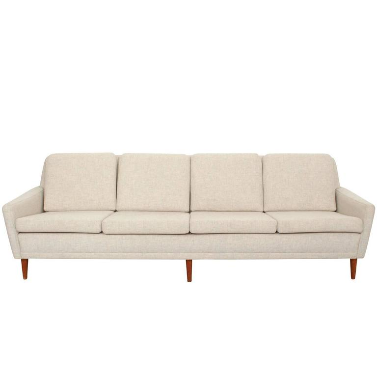 Folke Ohlsson, DUX Four-Seat Sofa