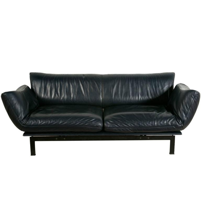 De Sede Sofa or Chaise Longue