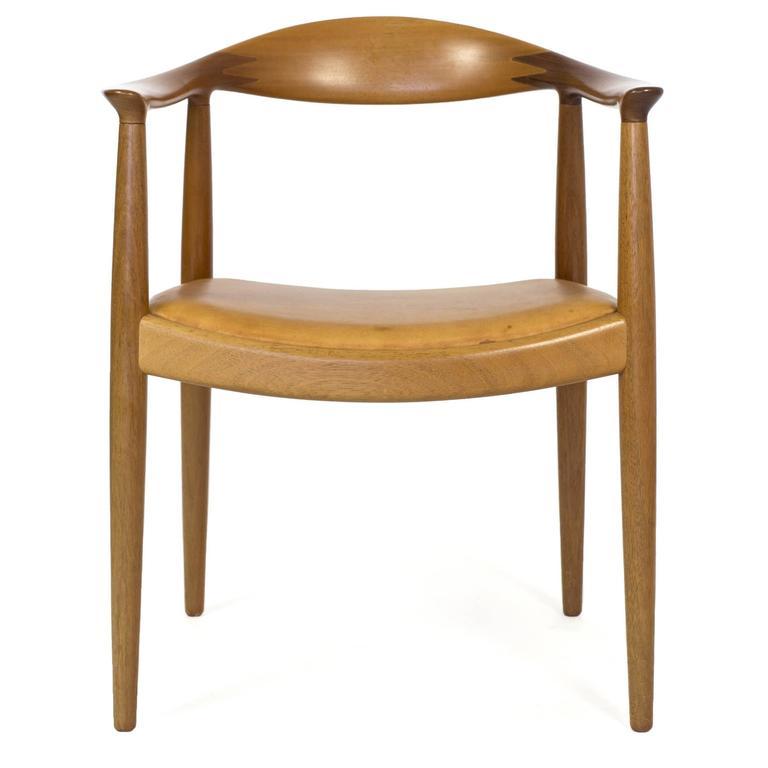Hans J. Wegner, 'the Chair' for Johannes Hansen