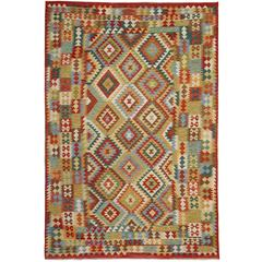 Traditional Rugs Design, Afghan Kilim Rugs