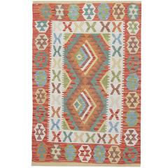Kilim Rugs, Traditional Rugs, Persian Style Rugs, Carpet from Afghanistan