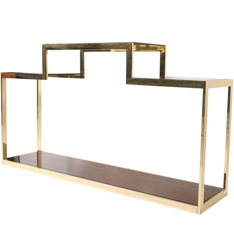 23 kt gold tagere at 1stdibs. Black Bedroom Furniture Sets. Home Design Ideas