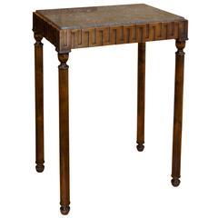 """""""Cooldige"""" Side Table in Birch by Axel Einar Hjorth for Nordiska Kompaniet"""