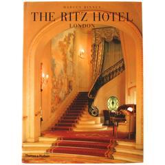 """The Ritz Hotel London"" Book by Marcus Binney"