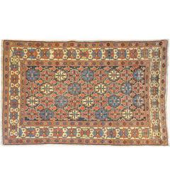 Amazing 19th Century Shrivan Rug