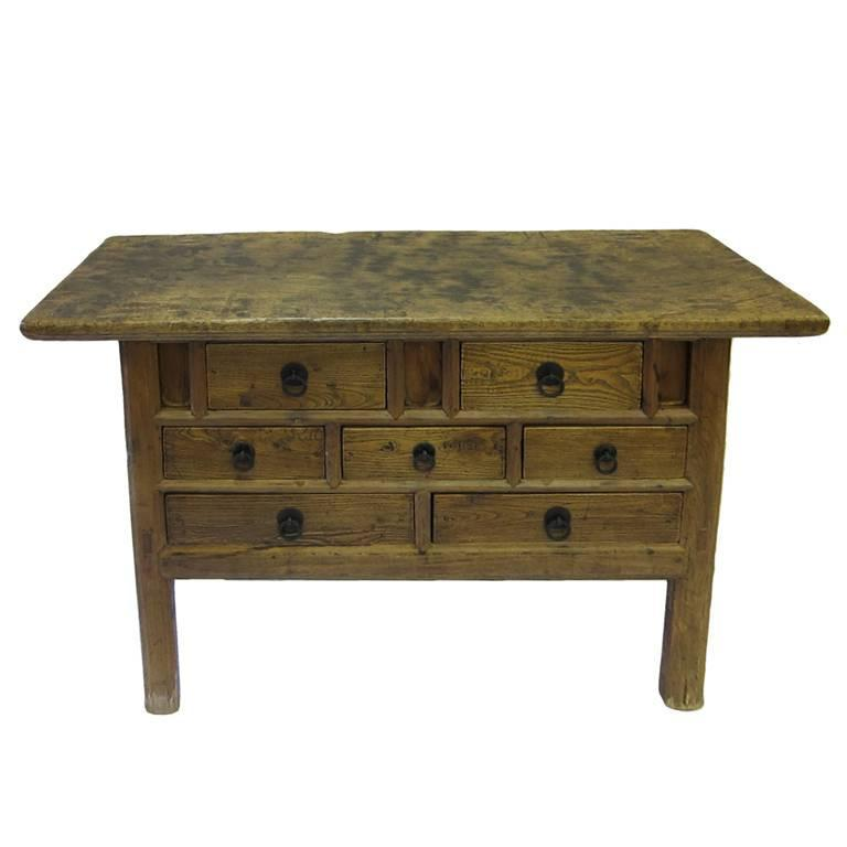19th Chest of Drawers