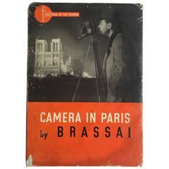 Brassaï,Camera in Paris, 1949