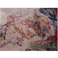 Beauvais Factory, 18th Century, the Rapture of Europa