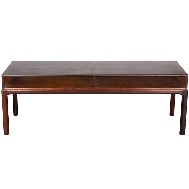 Mid Century Side Table by Kai Kristiansen 1