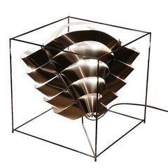 Ligne Sauze Max Sauze Auriga Cube Table Lamp